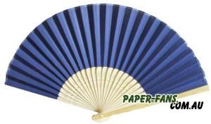 Színes bambus papír egyedi legyezők